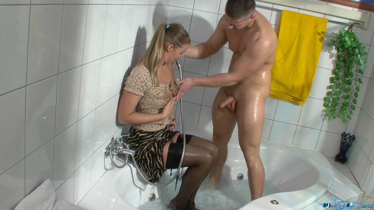 Wetlook Sex